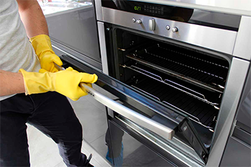 Oven & BBQ Cleaning